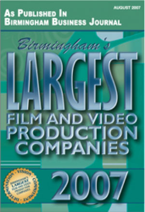 BBJ Largest Film and Video Production award 2007