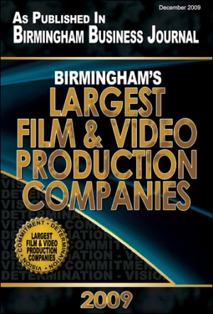 BBJ Largest Film and Video Production award 2009