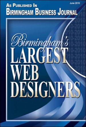 BBJ Largest Web Designers award 2010