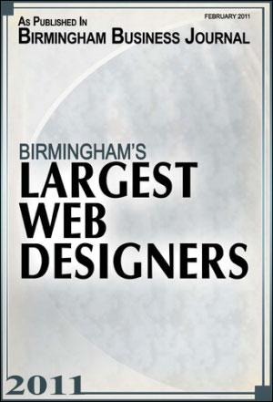 BBJ Largest Web Designers award 2011