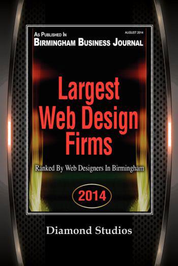 BBJ 2014 Largest Web Designers Award
