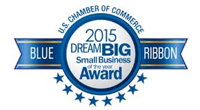 2015 Dream Big Small Business Award