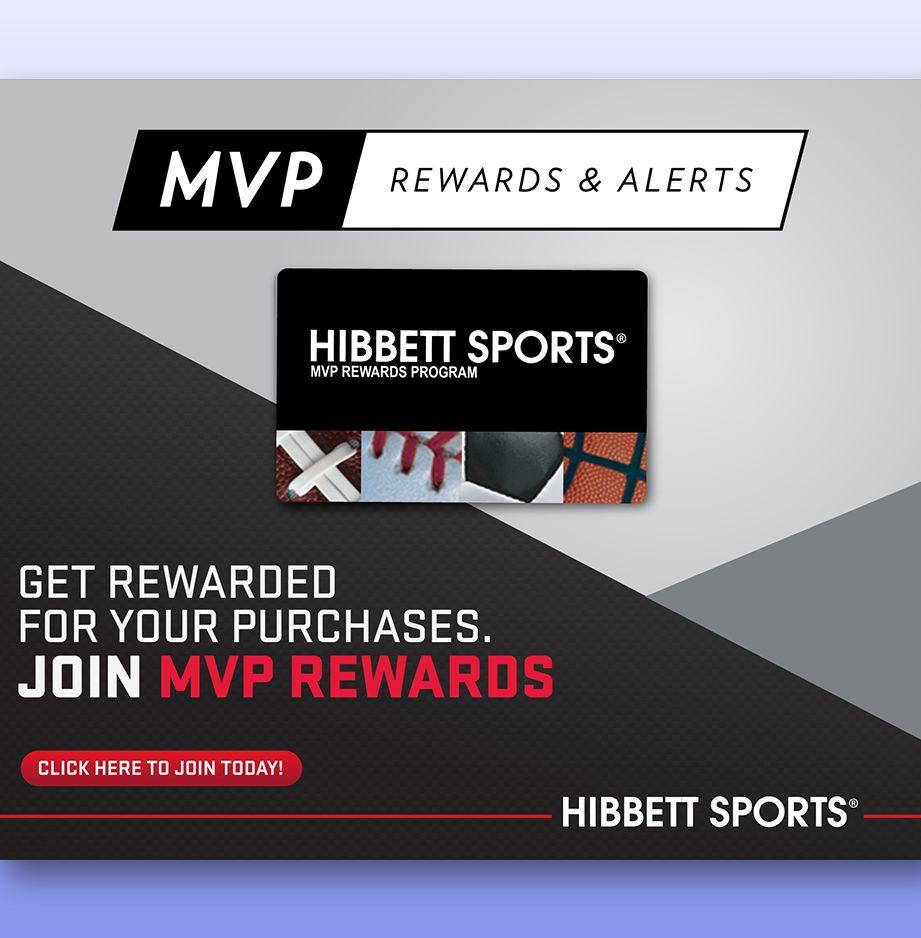 Hibbett MVP Program advert